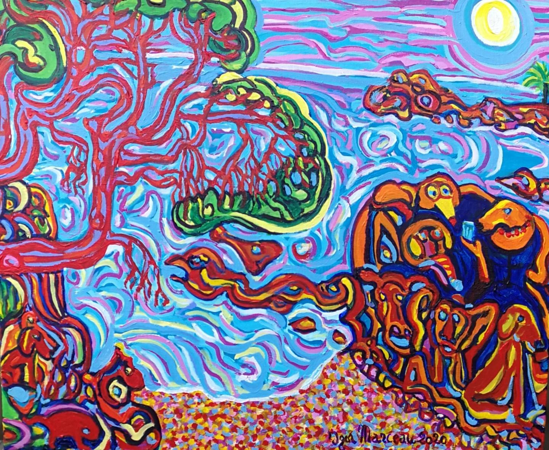 Igor Marceau - Only dogs beach, 20 ans après