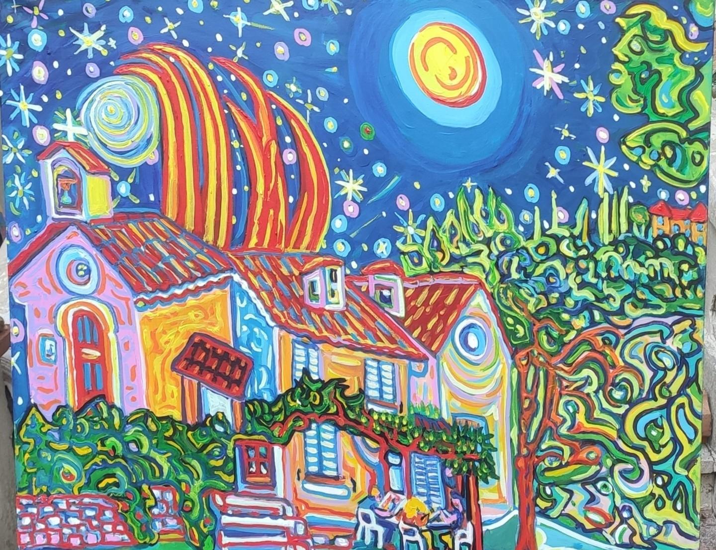 Igor Marceau - Nuit d'équinoxe a St Jean de la papèterie