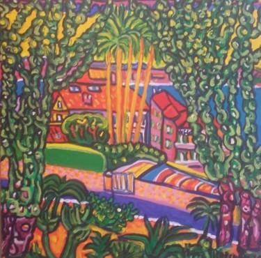 Le jardin botanique de Villefranche