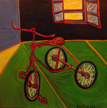 le tricycle de l'ardu Canu, ou du canulard