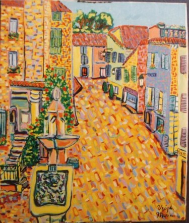 Valbonne.Rue Grande