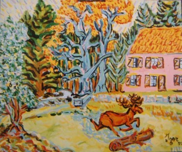 Chasse ratée en Alsace bossue