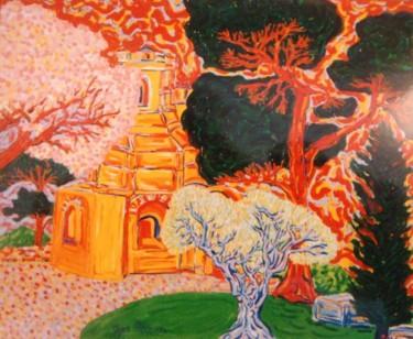la tour Mage à Nimes