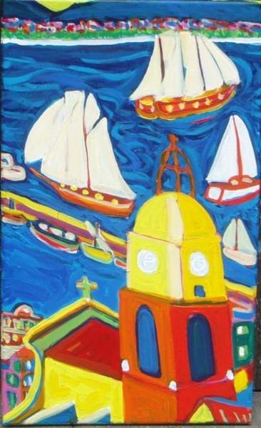 les voiles de St Tropez