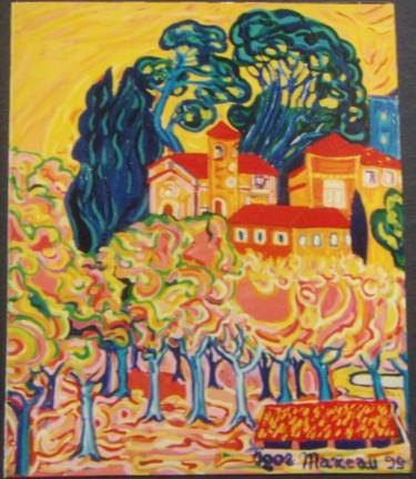 Valbonne.le castellaras