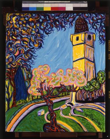 Draguignan.la tour de l'horloge