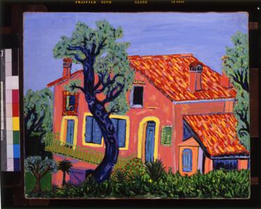 l'atelier de Renoir à Cagnes