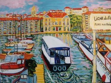 Marseille,place aux huiles