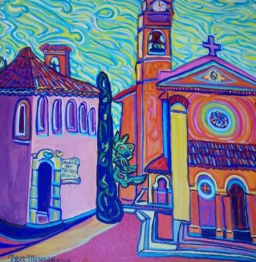 L'église de Magagnosc