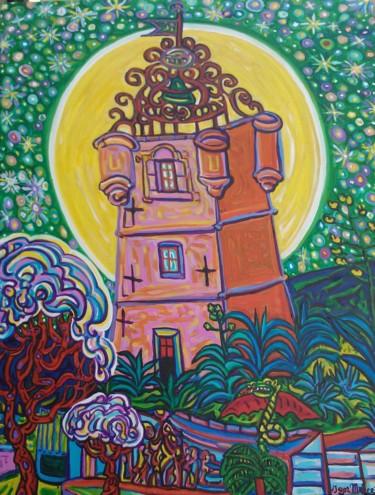 La tour de l'horloge à l'heure de la Drague...Draguignan