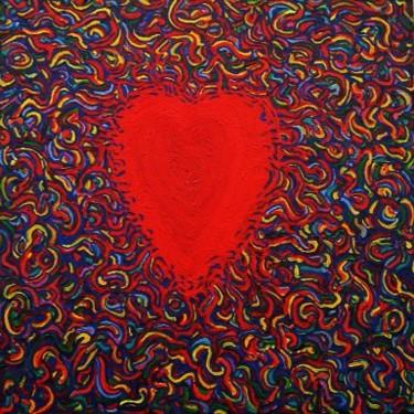 les vibrations de mon coeur