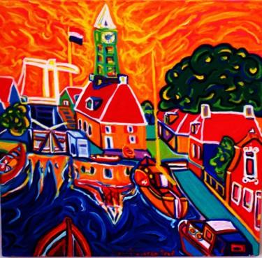 la maison du broyeur de couleurs,Frizland. Pays Bas