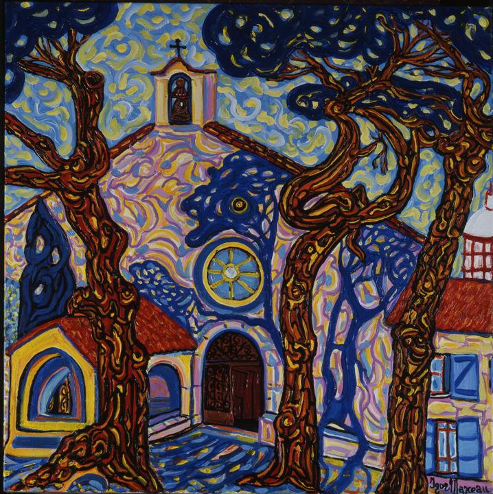 Igor Marceau - Chapelle de la Garoupe. Cap d'Antibes
