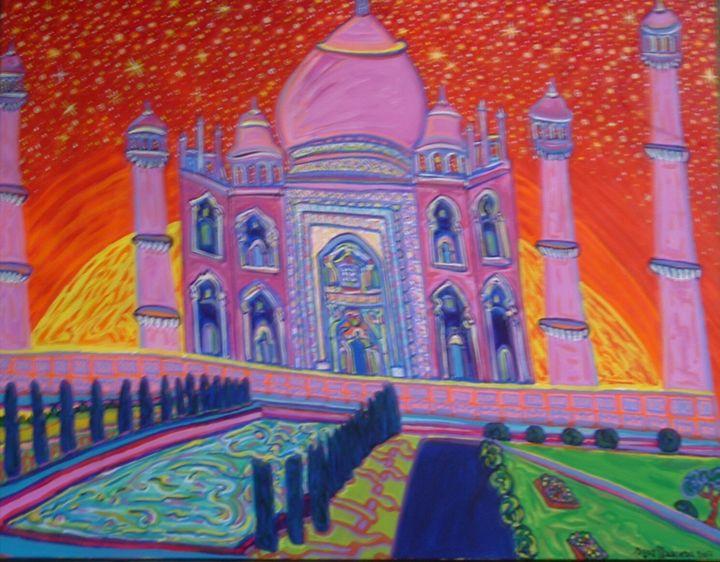 Igor Marceau - Le Taj-Mahal