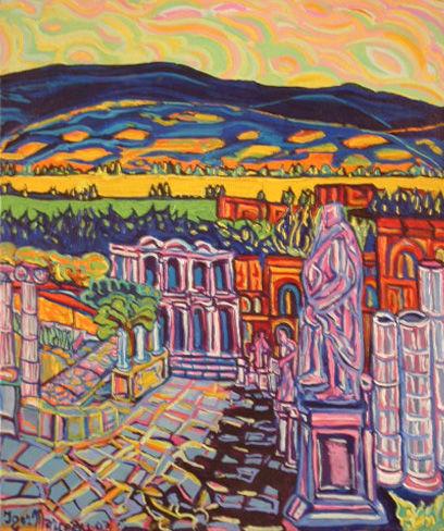 Igor Marceau - ephese-la-voie-sacree-73x60-2002.jpg