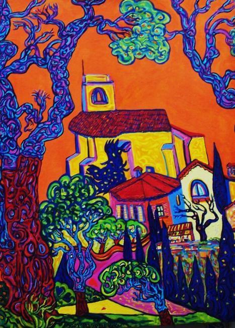 Igor Marceau - par un soir agaçant à Gassin