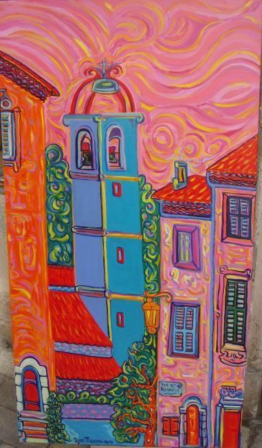 mon beau village rose